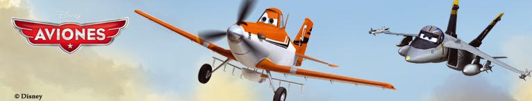 <div>Disney. Aviones</div>