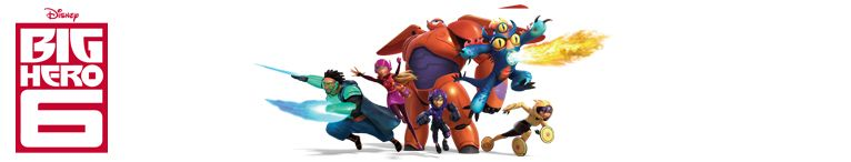 <div>Disney. Big Hero 6</div>
