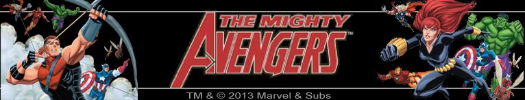 <div>Marvel. Los Vengadores</div>
