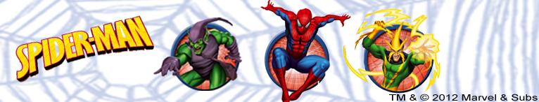 <div>Spiderman</div>