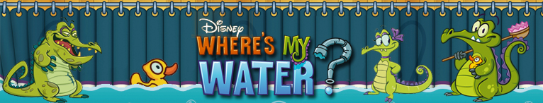 <div>Disney. Where&#39;s my water</div>
