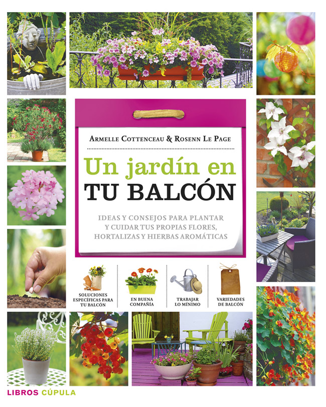 Un jardín en tu balcón