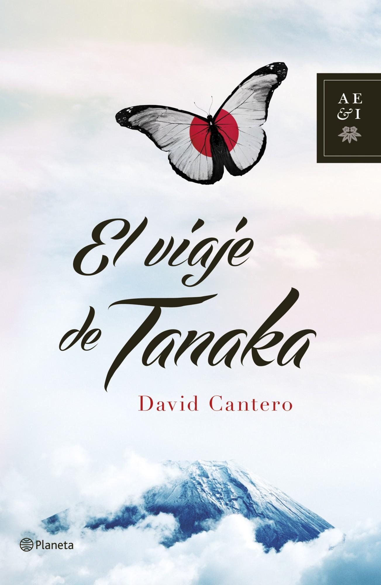 El Viaje De Tanaka, de David Cantero