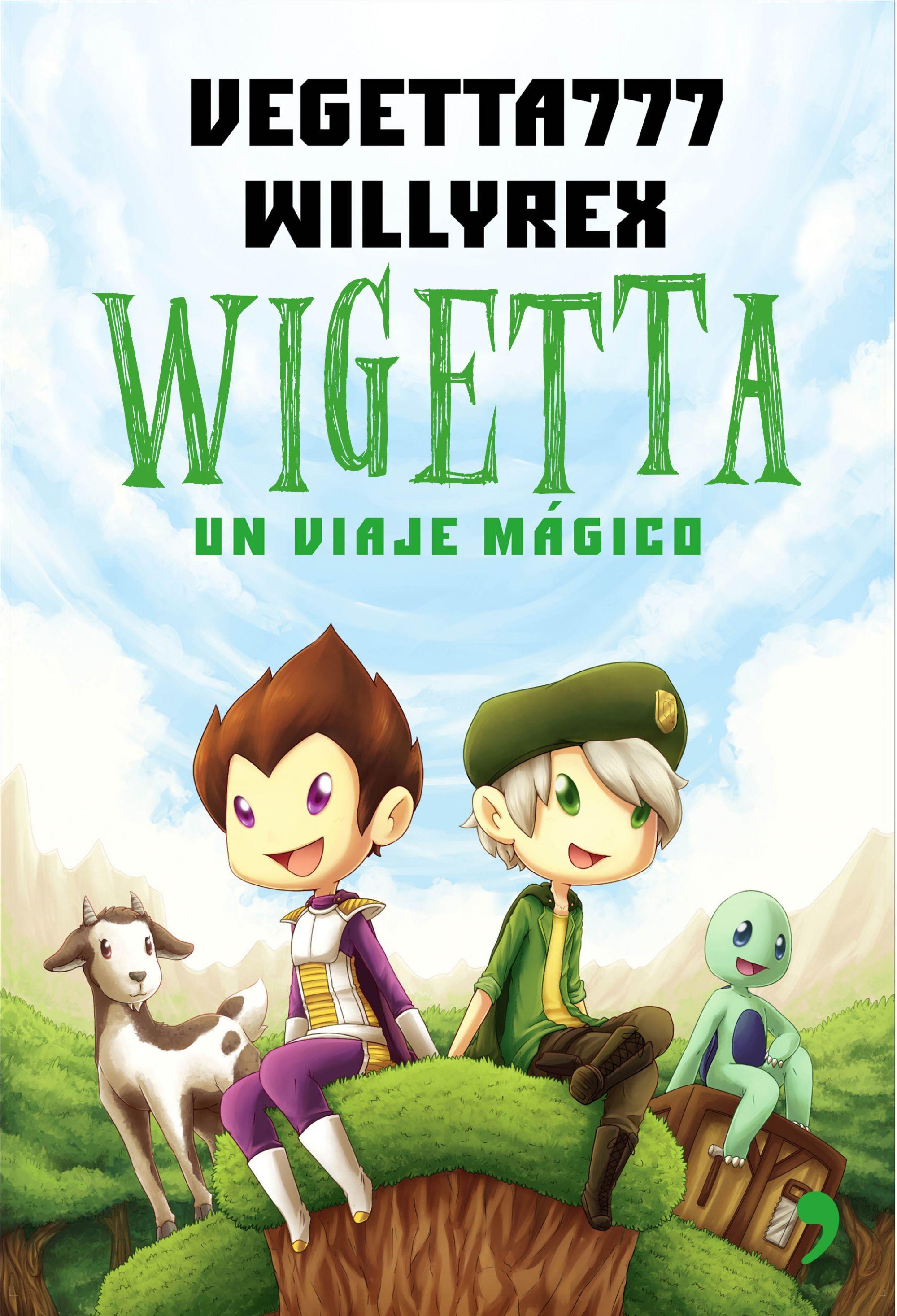 Resultado de imagen de numero de paginas de wigetta