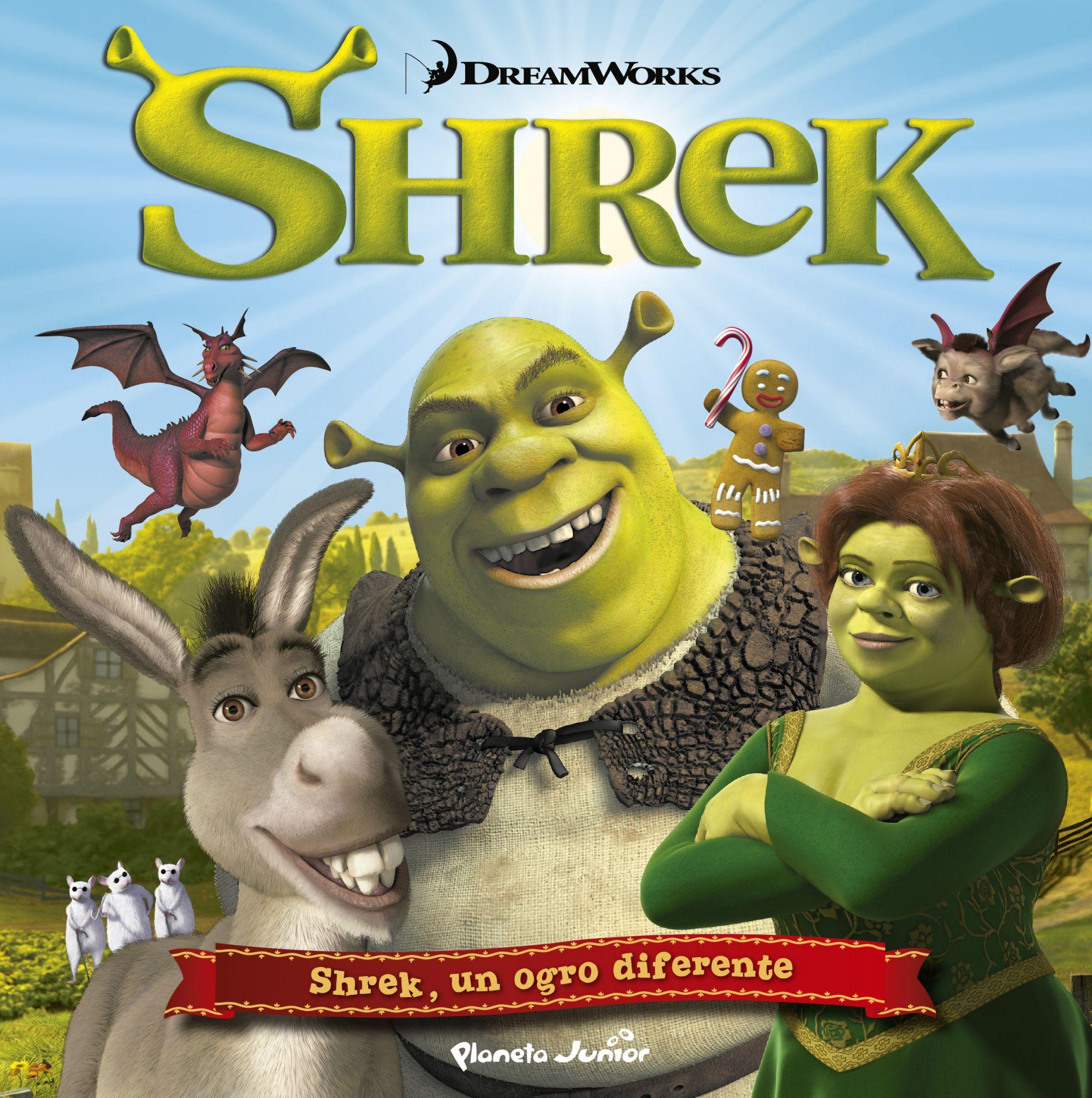 Dreamworks. Shrek | Planeta de Libros