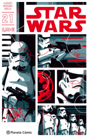 Star Wars nº 21