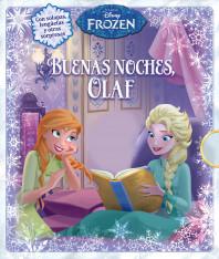 Frozen. Buenas noches, Olaf