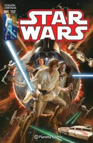 Star Wars nº 01 (cubierta especial)