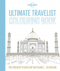 Ultimate Travelist Colouring Book 1
