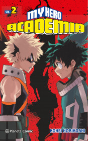 My Hero Academia nº 02