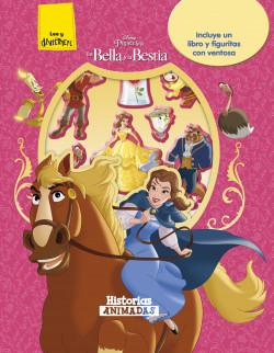 La Bella y la Bestia. Historias animadas