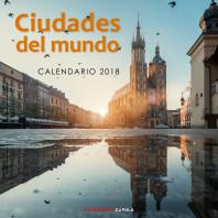 Calendario Ciudades del Mundo 2018