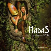 Calendario Hadas 2018