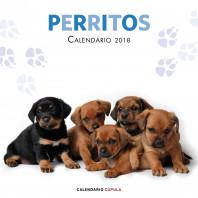 Calendario Perritos 2018
