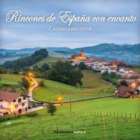Calendario Rincones de España con encanto 2018