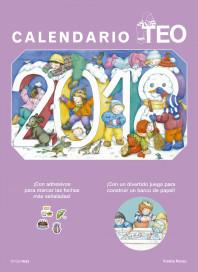 Calendario Teo 2018