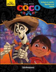 Coco. Libroaventuras