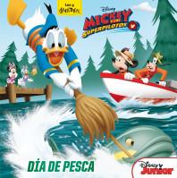 Mickey y los Superpilotos. Día de pesca