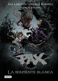 Pax. La serpiente blanca