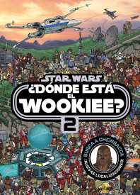 Star Wars. ¿Dónde está el wookiee? 2