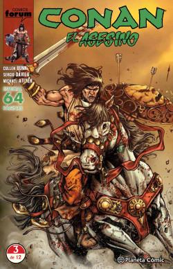 Conan El asesino nº 03/12