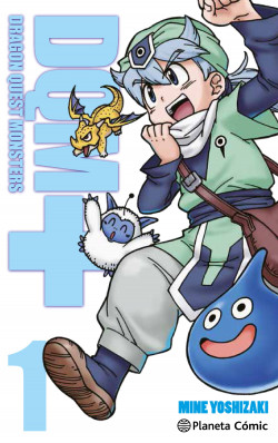 Dragon Quest Monsters nº 01/05
