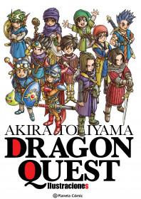 Akira Toriyama Dragon Quest Ilustraciones