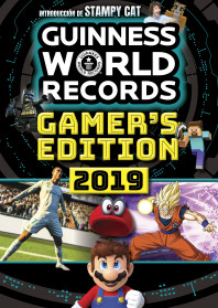 Guinness World Records 2019. Gamer's edition