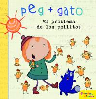 Peg + Gato. El problema de los pollitos