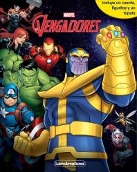 Vengadores Infinity War. Libroaventuras
