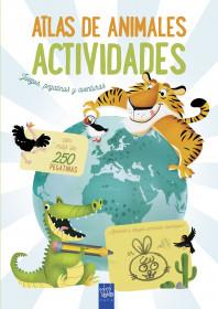 Atlas de animales. Actividades