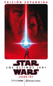 Star Wars Los últimos Jedi (novela)