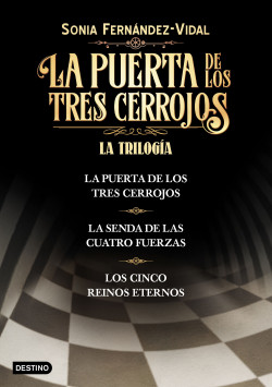 Trilogía La puerta de los tres cerrojos (pack)