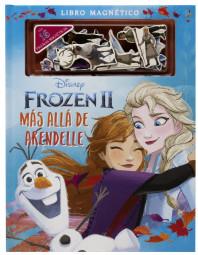 Frozen 2. Más allá de Arendelle. Libro magnético