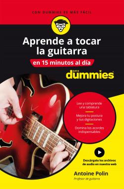 Aprende a tocar la guitarra en 15 minutos al día