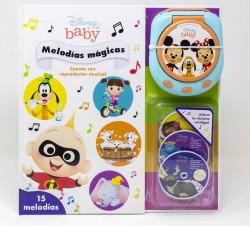 Disney Baby. Melodías mágicas