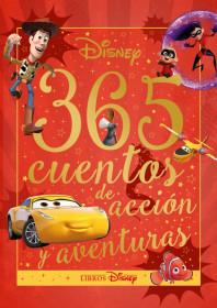 Disney. 365 cuentos de acción y aventuras