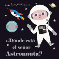 ¿Dónde está el señor Astronauta?