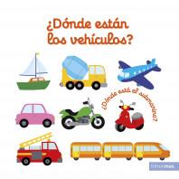 ¿Dónde están los vehículos?