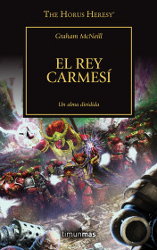 The Horus Heresy nº 44/54 El rey carmesí