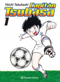Capitán Tsubasa nº 01/21