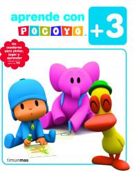 Aprende con Pocoyó +3