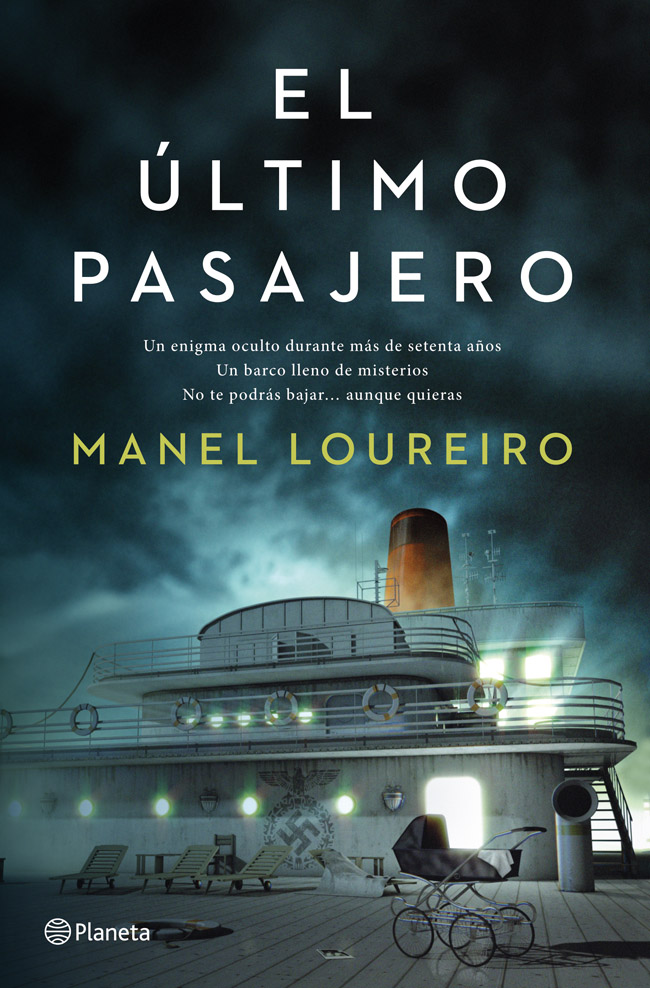 El último pasajero de Manel Loureiro