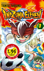 MM Inazuma Eleven nº 01 1,95