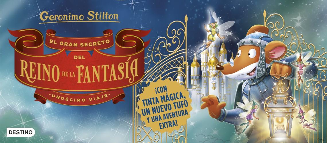 Brand day - El gran secreto del Reino de la Fantasía