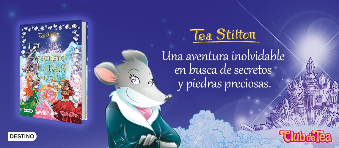Brand day - Tea Stilton