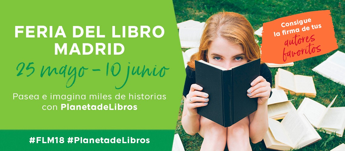 Brand day - Feria del Libro Madrid 2018 1
